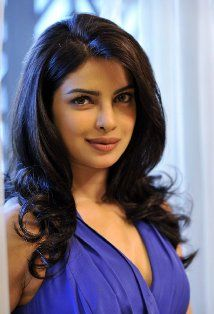 Former Miss World winner Priyanka Chopra is one of Bollywood's most sought after actresses. She's starred in such films as Anjaana Anjaani, Fashion, Agneepath & Don.
