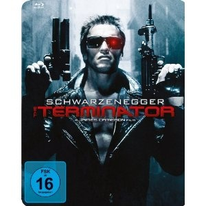 The Terminator – Steelbook