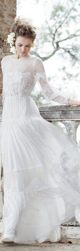 Alberta Ferreti Inspirational Bridal 2016 Wedding Dress Collection