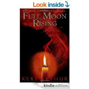 Amazon.com: Full Moon Rising (Riley Jensen, Guardian, Book 1) (Riley Jenson Guardian) eBook: Keri Arthur: Kindle Store