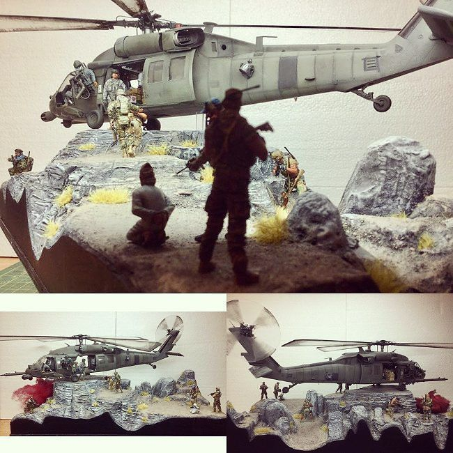 """1/35th Scale - A tribute to all those who fought in Afghanistan"""""""