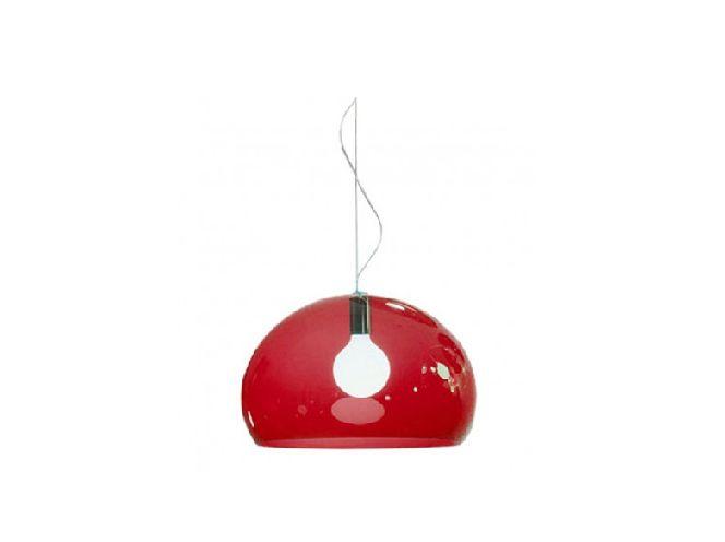 Robijn 01 doorzichtige hanglamp - Rood vind je bij Hanglampgigant.nl. ✓ Snelle levering ✓ Veilig bestellen ✓ Gratis bezorging! Onderdeel van Verwek.