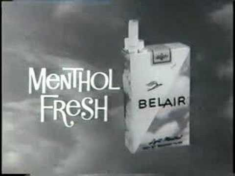 early 60s cigarettes TV commercials - YouTube