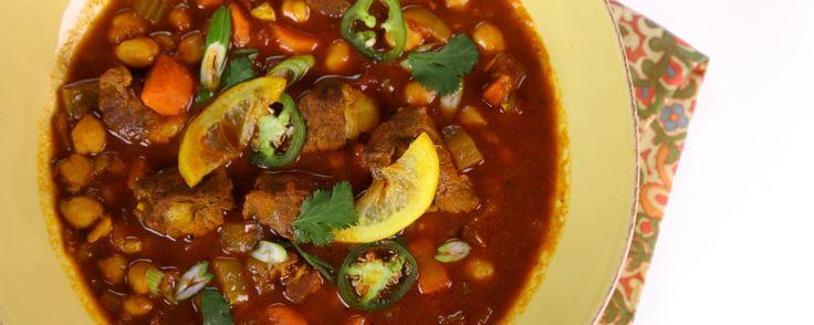 ... on Pinterest | Leftover turkey soup, Pork soup and Collard green soup