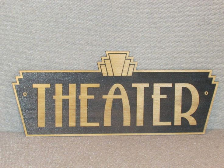 vintage style art deco theater sign movie box office home theater decor ebay art deco box office loew