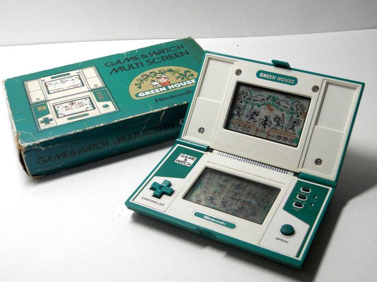 Nintendo Game & Watch Multi Screen Pinball PB-59 Boxed MIJ Free Shipping!_99 #Nintendo