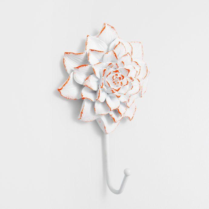 Изображение товара Крючок в форме цветка