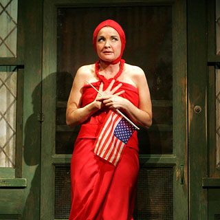 Christine Ebersole in Grey Gardens  2007