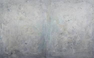 """Saatchi Art Artist Doris Duschelbauer; Painting, """"Fifty shades of grey"""" #art"""