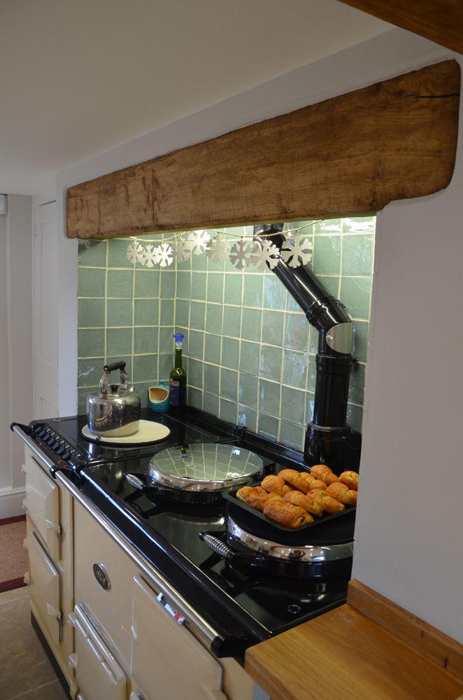 Kitchen - Period Property in Dorset - Bean agahuis.nl zo worden ze in Nederland niet neergezet