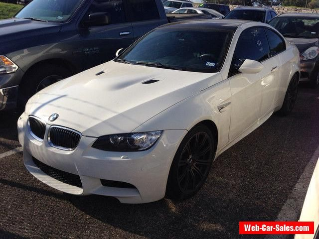 2008 BMW M3 Base Coupe 2-Door #bmw #m3 #forsale #unitedstates
