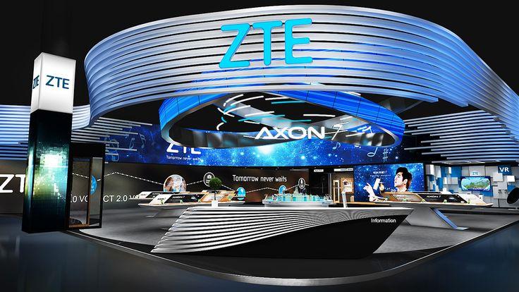 ZTE 2016 MWC on Behance                                                                                                                                                                                 More