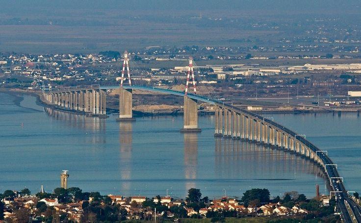 Saint-Nazaire — Le pont de Saint-Nazaire