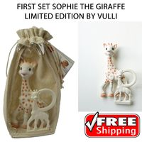 Sophie the Giraffe Limited Edition by Vulli