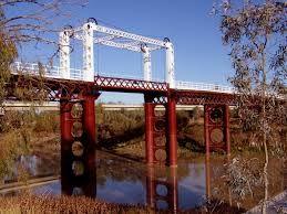 North Bourke bridge, Bourke, NSW