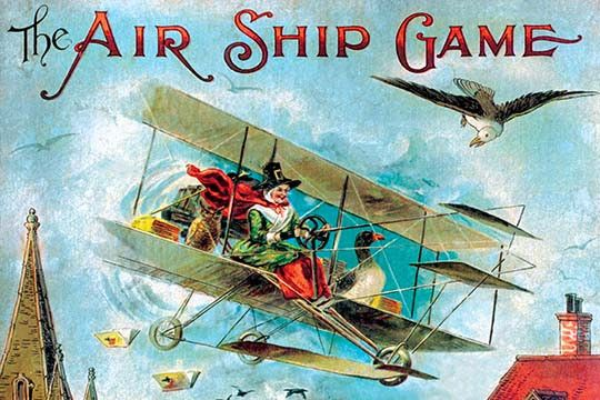 The Airship Game