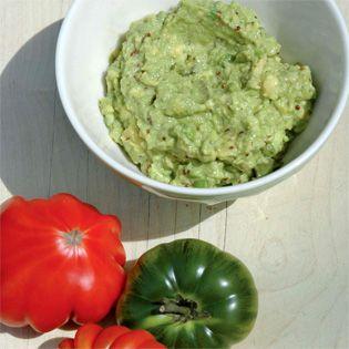 Rezept von Susanne Heindl & Sabine Fuchs: Avocado-Rotisseur-Creme