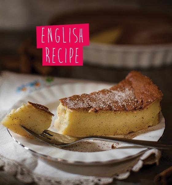 Vrouekeur | Mareli's quick crustless milk tart
