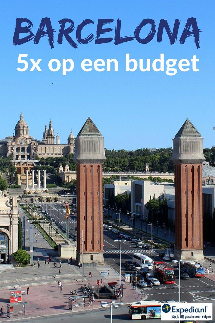 5x Barcelona op een budget, Spanje || Expedia.nl