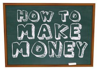 10 Best Ways to Make Money From a Website #makemoney #onlinemoney #money everydaypowerblog.com
