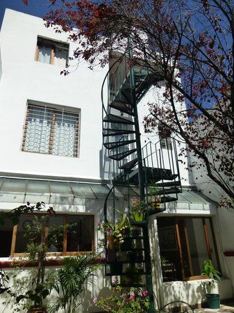 Circular Stairs 3rd Floor Google Search Exterior