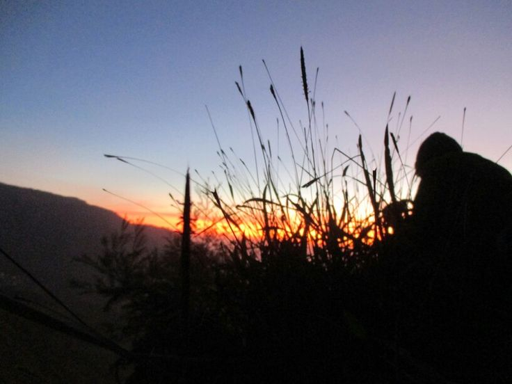 Sunrise. Wonosobo. Dieng