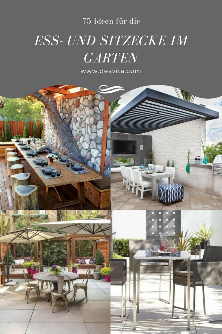 Design#5001236: Sitzecke Im Garten Gestalten 70 Essplatze ...