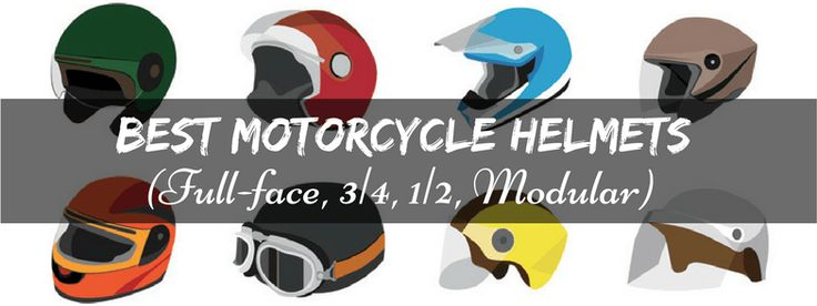 Top best motorcycle helmet Full-face 2017