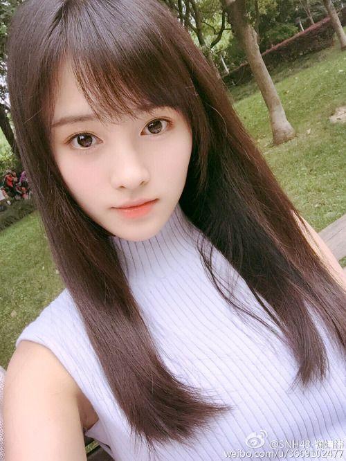 Ju JingYi #鞠婧祎 #SNH48