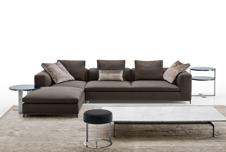 sofa michel club collection b b italia design antonio