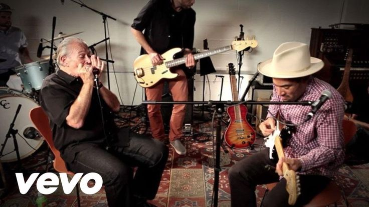Ben Harper, Charlie Musselwhite - I'm In I'm Out And I'm Gone