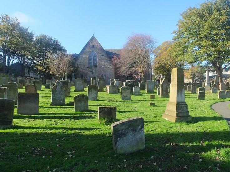 Graveyard Ayr, Graveyard, Tree