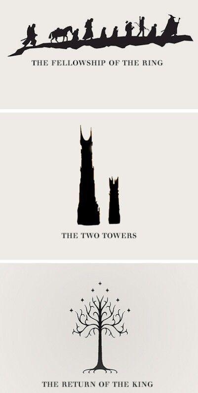 Tolkien White Tree Symbol