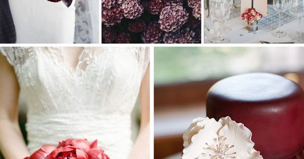 pantone color of 2015 marsala wedding inspiration | Idéias para casamento | Pinterest | Pantone Color, Wedding Inspiration and Colors