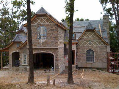 Storybook Cottage Home Designs