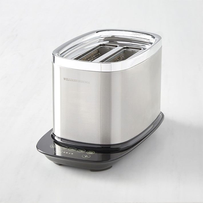 Williams-Sonoma Signature Touch 2-Slice Toaster, Designed by Phil Rose and Mihai Hogea.