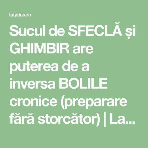 Sucul de SFECLĂ și GHIMBIR are puterea de a inversa BOLILE cronice (preparare fără storcător) | La Taifas