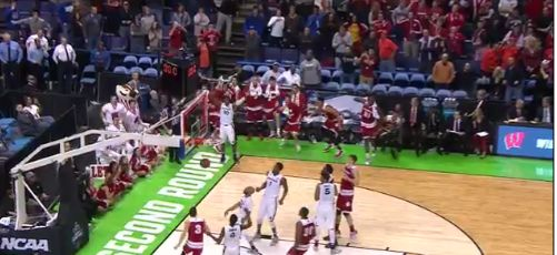Bronson Koenig's Three At Buzzer Sends Wisconsin To Sweet Sixteen [VIDEO] - Sports Videos and Highlights http://ift.tt/1pVTf3s Love #sport follow #sports on @cutephonecases