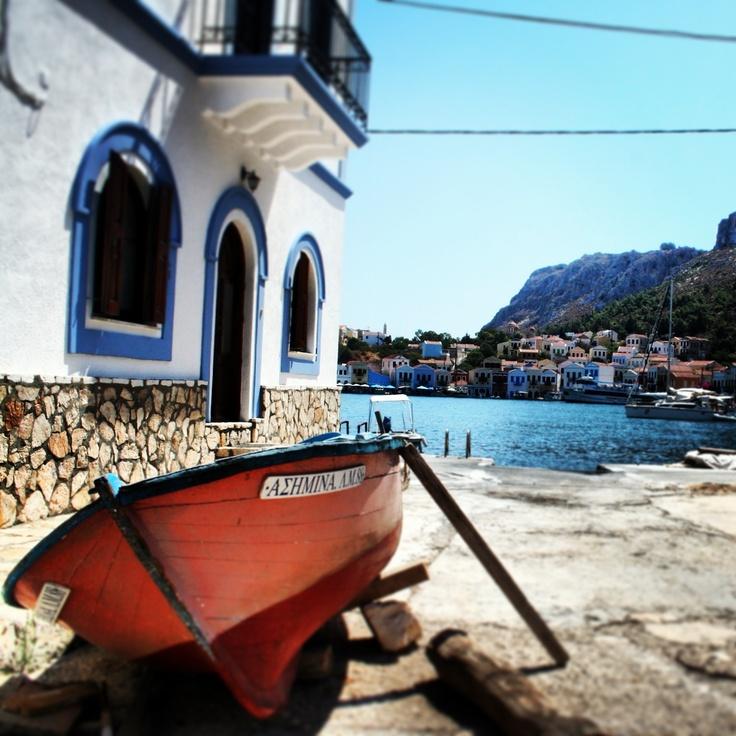 Greek Island, Kastellorizo...