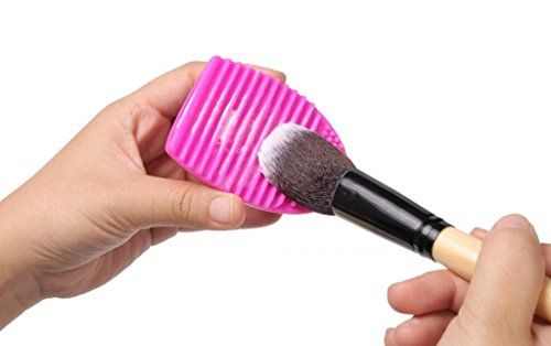 LOUISE MAELYS 1Pcs Candy Color Silicone Makeup Brush Cleaner Brush Egg Washing Tool Made of eco-friendly Silicon gel. Package includes one brush egg, other accessories are not included. Small opening hole for finger glove, easy and comfortable using https://food.boutiquecloset.com/product/louise-maelys-1pcs-candy-color-silicone-makeup-brush-cleaner-brush-egg-washing-tool/