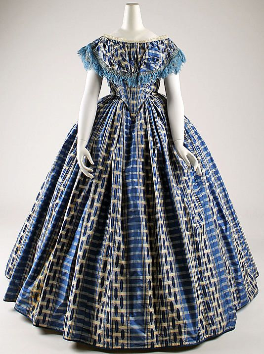 30 Awesome Womens Dresses In The 1850s Playzoa Com