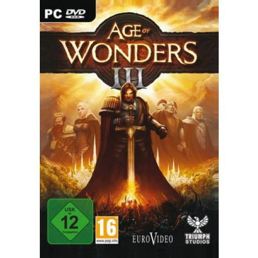 Age of Wonders III  PC in Strategiespiele FSK 12, Spiele und Games in Online Shop http://Spiel.Zone