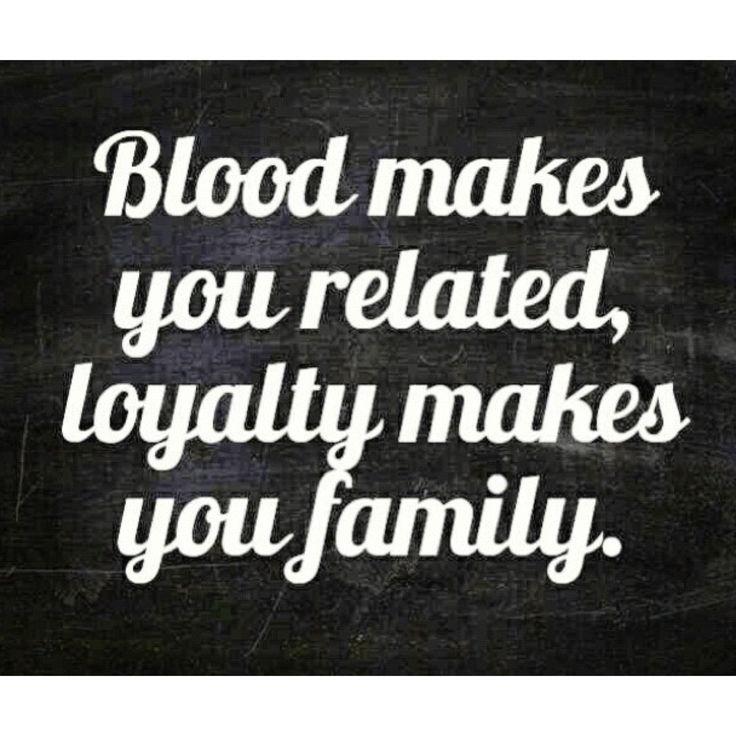 The Bond Of Family