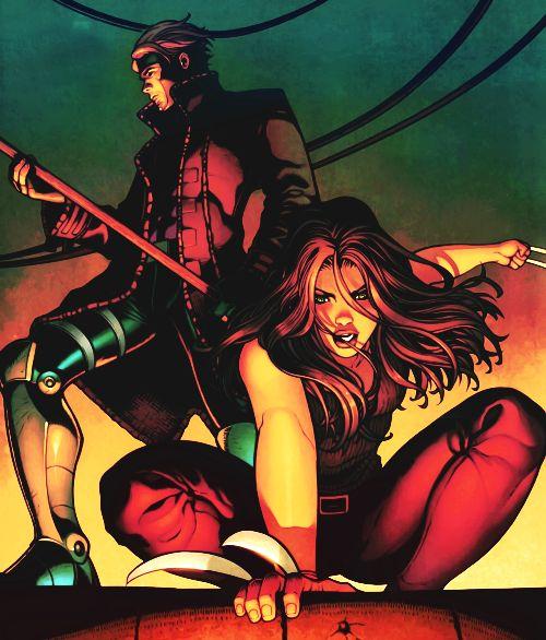 Gambit   X-23 - ...X 23 Gambit