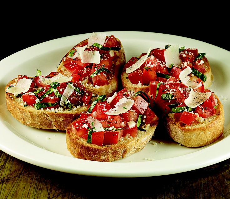 Bruschetta from Hard Rock Cafe. #nomm #hardrock