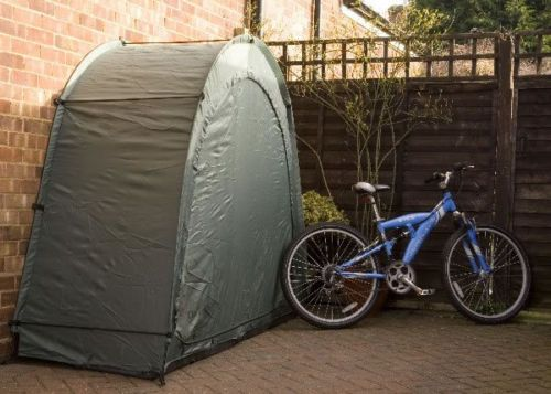 Outdoor Garden Weatherproof Cycle Storage Bike Bicycle Cave Tidy Tent Shelter & The 25+ best Bike storage tent ideas on Pinterest   Bike storage ...