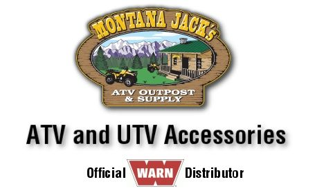 Montana Jacks ATV - UTV Accessories. From ATV cargo boxes, handlebar warmers, winches and tires to trailer hitches, lighting, fuel & water flat packs, cabs and snow plows, we have what you need. Visit: http://www.montanajacks.com