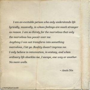 anais nin #magicianarchetype #archetypalbranding #archetypes