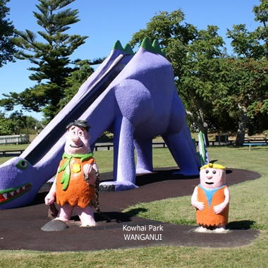 Kowhai Park