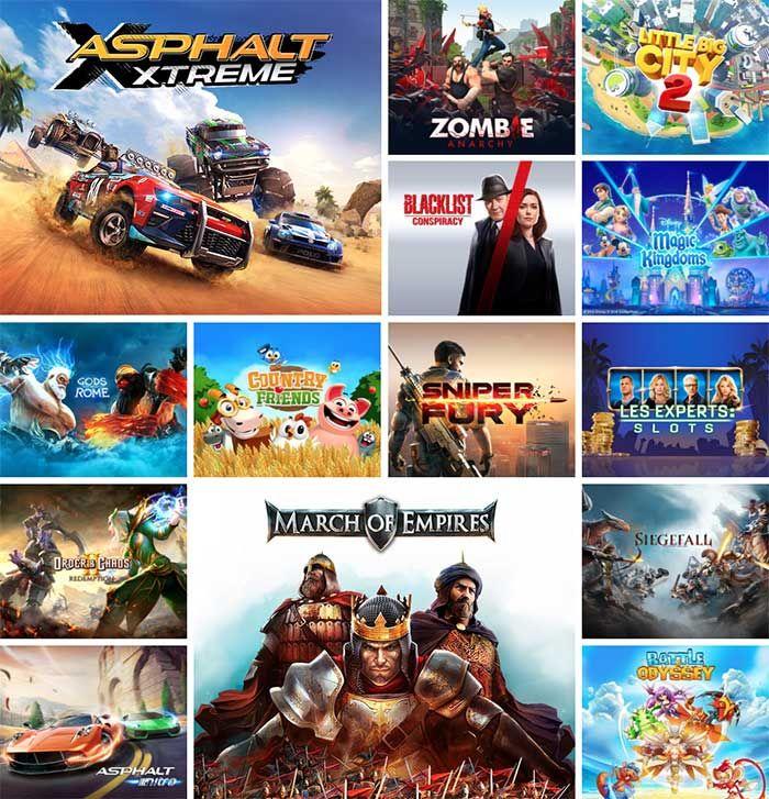Gameloft, premier éditeur mondial de jeux mobile - Au total ce sont plus de 1 milliard de jeux Gameloft qui ont été téléchargés sur l'année 2016 sur l'ensemble des plateformes disponibles à travers le monde. Ce classement à la première place ...